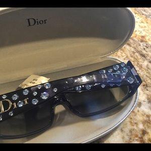 Dior Sparkle Sunglasses NWT